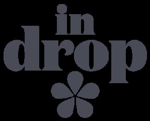 inDrop dark logo